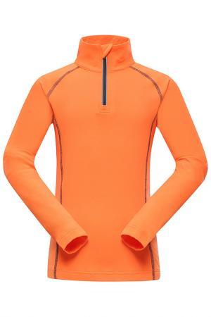 Longsleeve Alpine Pro. Цвет: orange