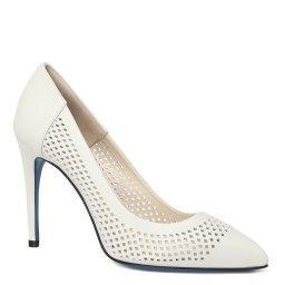 Туфли  XS9373XC бело-серый LORIBLU