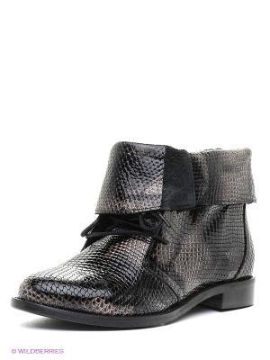 Ботинки Roccol. Цвет: темно-серый