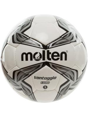 Мяч Molten. Цвет: белый, серый