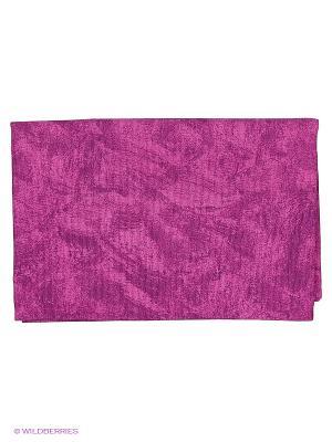 Скатерть Лиловый мрамор 40х180 см T&I. Цвет: лиловый