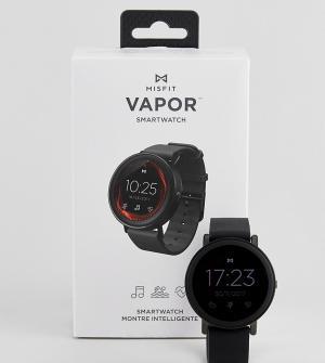 Misfit Смарт-часы с черным ремешком MIS7000 Vapor. Цвет: белый