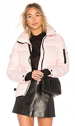 Куртка SAM.. Цвет: розовый