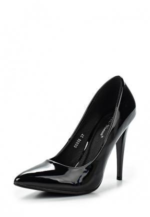 Туфли BelleWomen. Цвет: черный