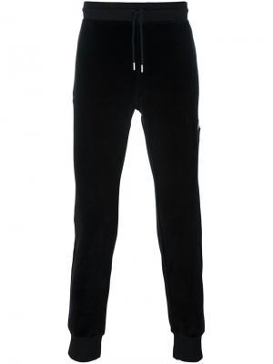 Спортивные брюки Patch Les (Art)Ists. Цвет: чёрный