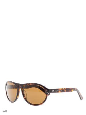 Солнцезащитные очки VL 1202 P00N PX2000 Vuarnet. Цвет: коричневый