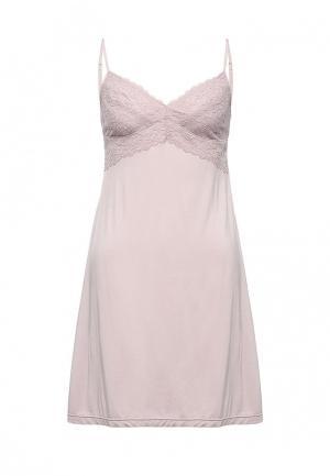 Сорочка ночная Mia-Mia. Цвет: розовый