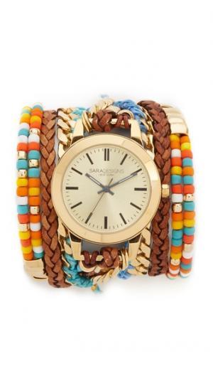 Часы-браслет Bacana Sara Designs