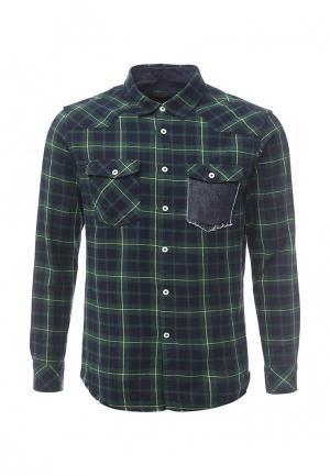 Рубашка Gianni Lupo. Цвет: разноцветный