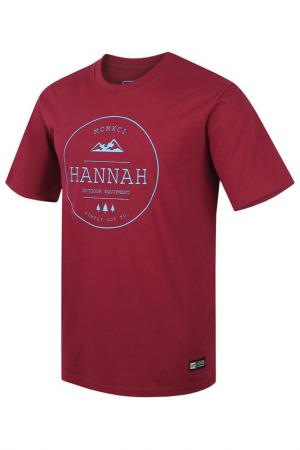 T-shirt HANNAH. Цвет: bordeaux