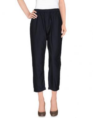 Повседневные брюки WHITE MOUNTAINEERING. Цвет: темно-синий