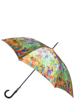 Зонт Eleganzza. Цвет: зеленый, оранжевый, фиолетовый