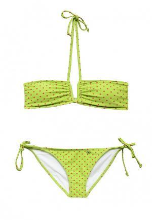 Купальник Cote DAmour D'Amour. Цвет: зеленый
