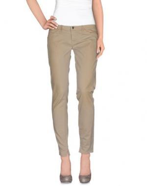 Повседневные брюки CYCLE. Цвет: бежевый