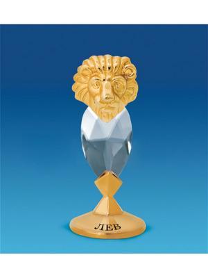 Фигурка Знак Зодиака - Лев (Юнион) Юнион. Цвет: золотистый