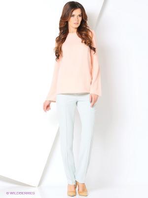 Блуза DEMURYA. Цвет: персиковый