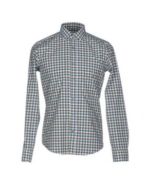 Pубашка MASTAI FERRETTI. Цвет: зеленый
