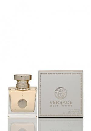 Парфюмерная вода Versace. Цвет: белый