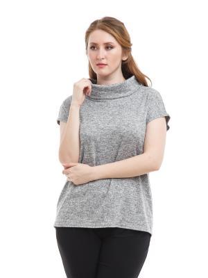 Кофточка Lady Di. Цвет: серый, светло-серый, серый меланж
