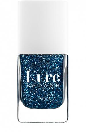 Лак для ногтей с блестками Reve Kure Bazaar. Цвет: бесцветный
