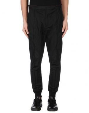 Повседневные брюки C'N'C' COSTUME NATIONAL. Цвет: черный
