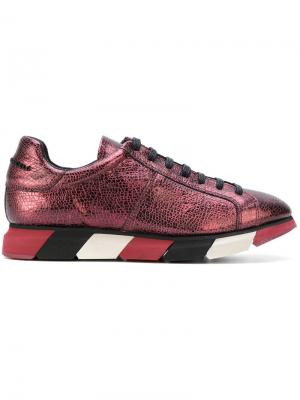 Кроссовки для бега Paloma Barceló. Цвет: красный