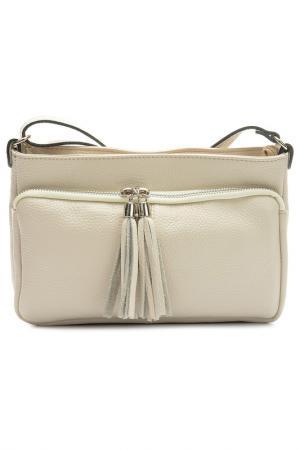Bag ANNA LUCHINI. Цвет: beige