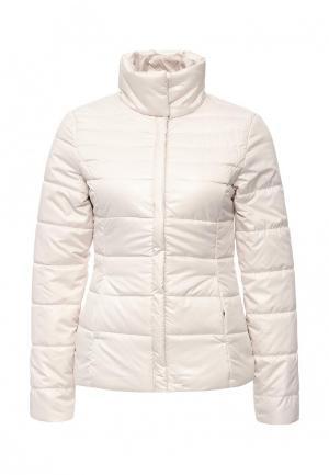 Куртка утепленная Top Secret. Цвет: бежевый