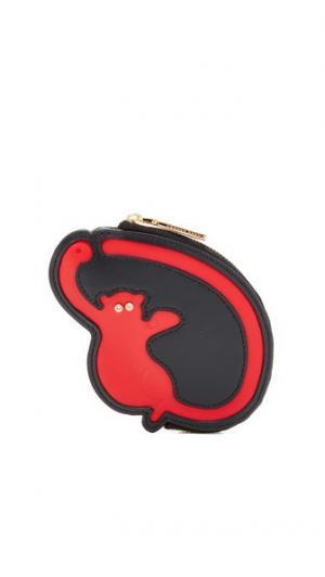 Объемный кошелек для монет Monkey Marc Jacobs