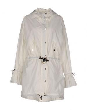 Куртка TENAX. Цвет: белый