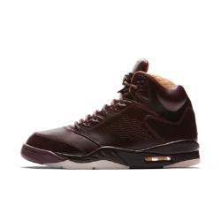 Мужские кроссовки Air Jordan 5 Retro Premium Nike. Цвет: пурпурный