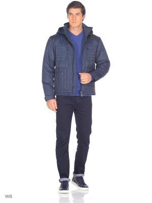 Куртка Sirenia. Цвет: синий
