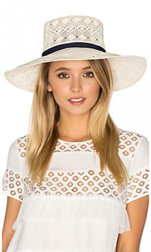 Шляпа portofino Valdez. Цвет: ivory