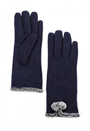 Перчатки Finn Flare. Цвет: синий