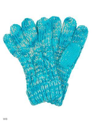 Перчатки Frosty Glove REGATTA. Цвет: морская волна