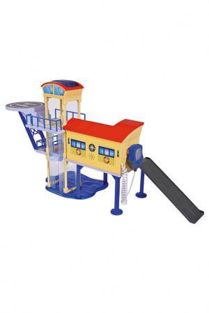 Пожарный Сэм морская станция Simba. Цвет: синий