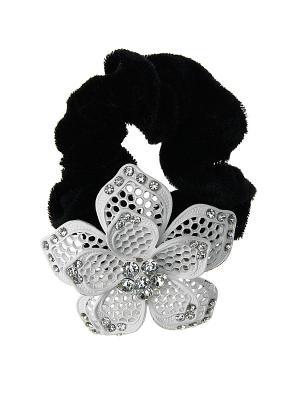 Резинка для волос Migura. Цвет: белый, черный