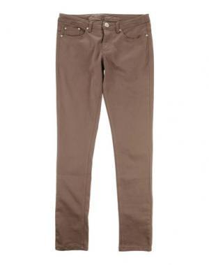 Повседневные брюки FUN &. Цвет: хаки