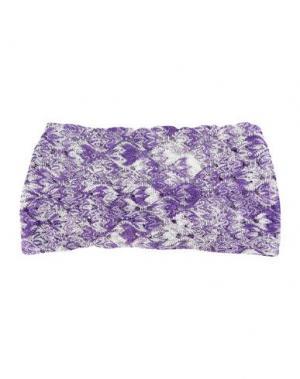 Аксессуар для волос MISSONI. Цвет: фиолетовый