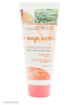 Крем для рук Ur Magic Carres Mastic Spa. Цвет: оранжевый