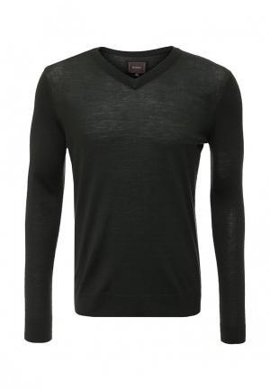 Пуловер Riggi. Цвет: хаки