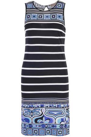 Платье Emilio Pucci. Цвет: полоска