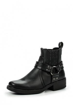 Ботинки Maverick. Цвет: черный