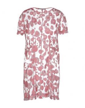 Короткое платье ROSAMUNDA. Цвет: светло-фиолетовый