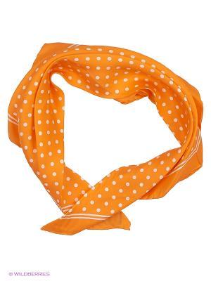 Платок JL. Цвет: оранжевый