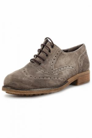 Ботинки Andrea Conti. Цвет: taupe