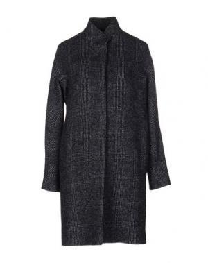 Пальто SCHNEIDERS. Цвет: свинцово-серый