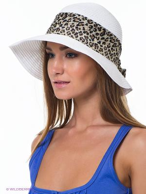 Шляпа Maxval. Цвет: белый