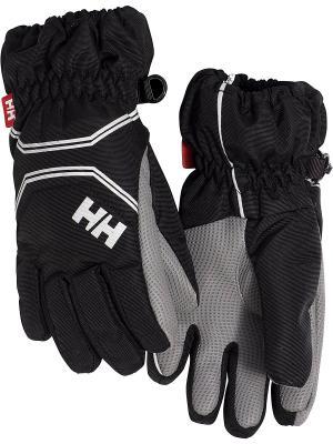 Перчатки K WP WINTER GLOVE Helly Hansen. Цвет: черный