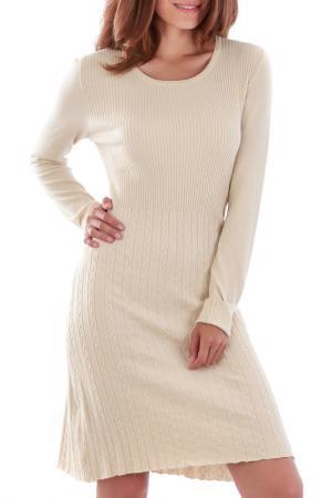 Платье CASHMERE 4 EVER. Цвет: мультицвет